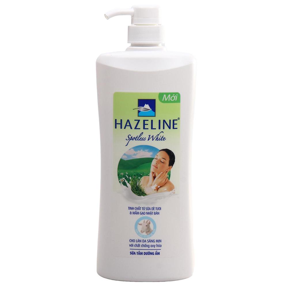 Sữa Tắm Hazeline Sữa Dê Và Gạo 950g - 32005396