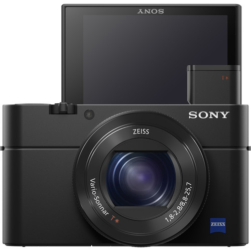 Máy Ảnh Sony RX100 IV (Chính Hãng)