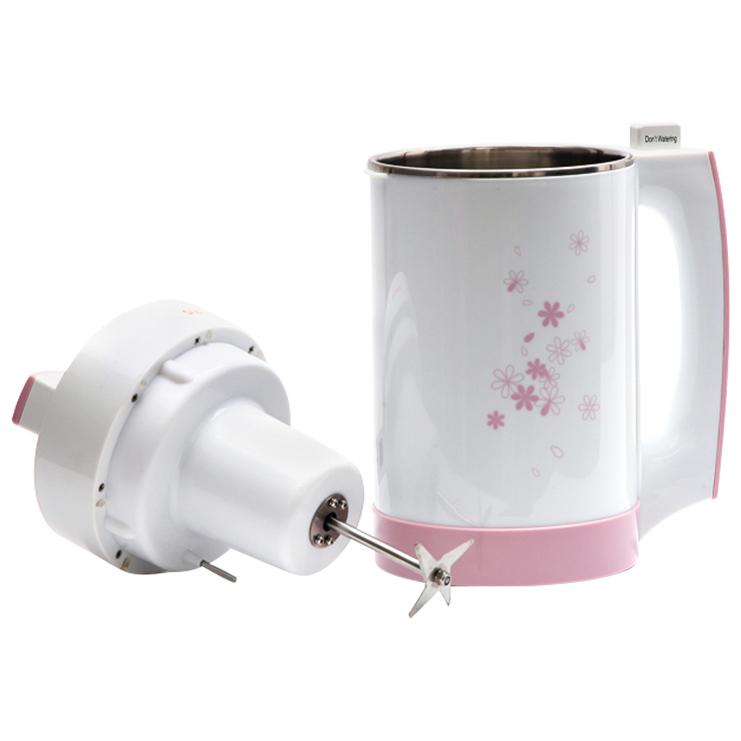 Máy Làm Sữa Đậu Nành Easy Cleaning Supor DJ16B-W41GVN - 1,6L (Hồng)