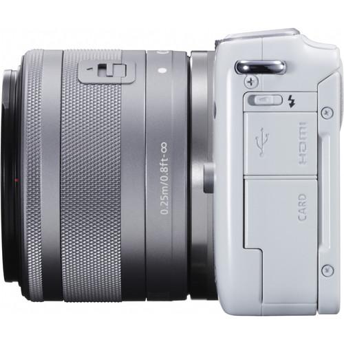 Canon M10 KIT 15-45mm (Lê Bảo Minh) - Hàng Chính Hãng