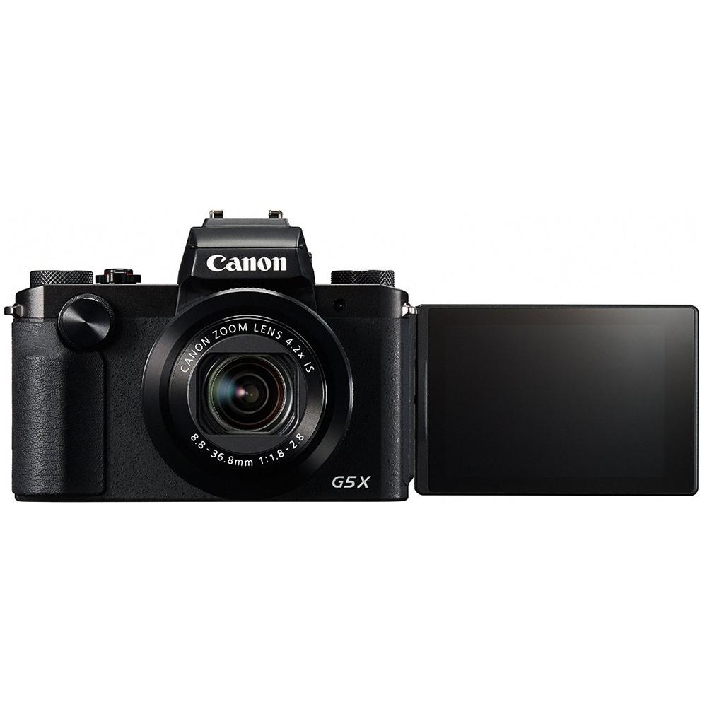Máy Ảnh Canon Powershot G5X - Hàng Chính Hãng