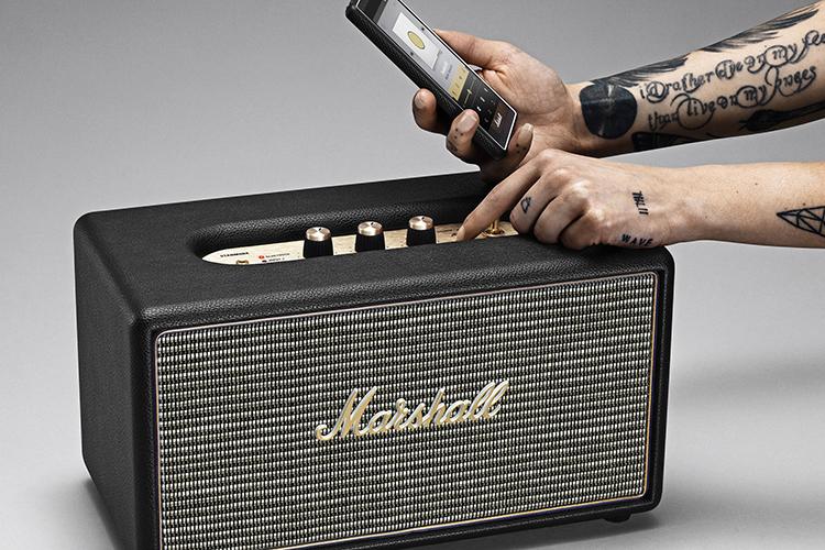 Loa Bluetooth Marshall Stanmore - Hàng Nhập Khẩu