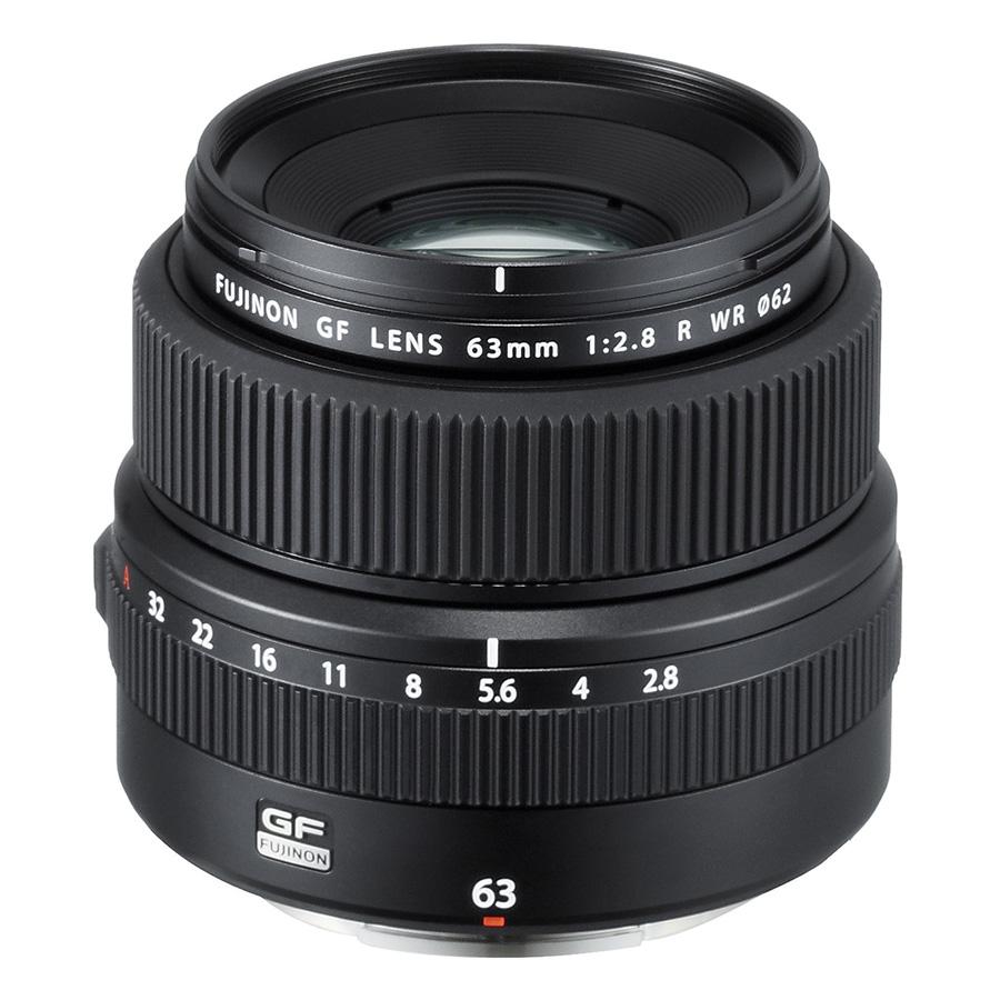 Lens Fujinon Fujifilm F2.8 R WR GF63mm - Hàng Chính Hãng