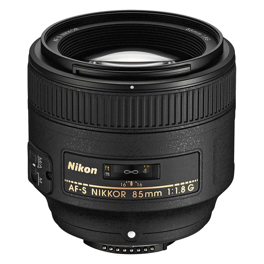 Lens Nikon 85mm f/1.8G - Hàng chính hãng