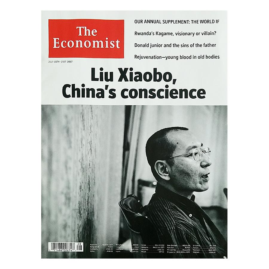The Economist: Liu Xiaobo, Chinas Consience – 28