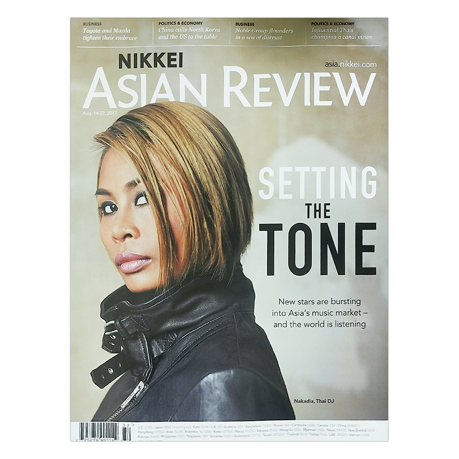 Nikkei Asian Review: Setting The Tone - 32