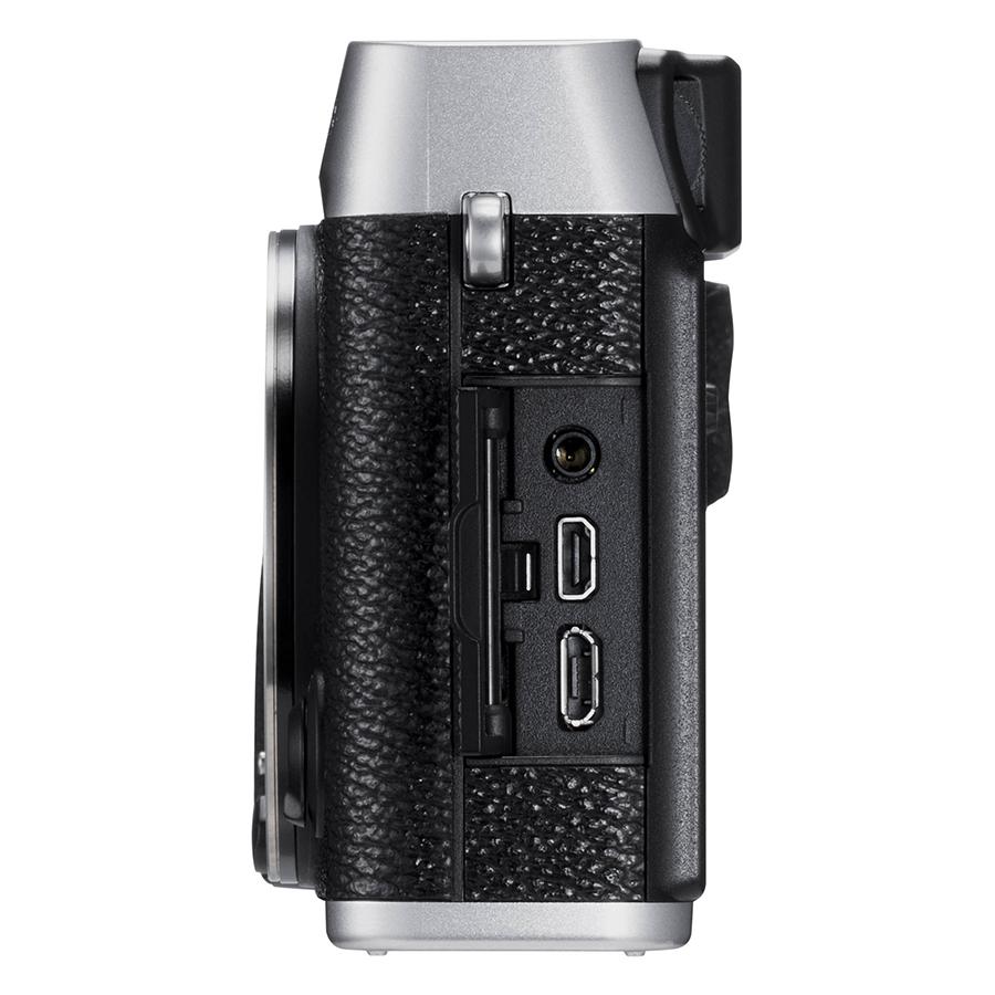 Máy Ảnh Fujifilm  X-E3 Lens 23mm F/2 R WR GS - Hàng Chính Hãng