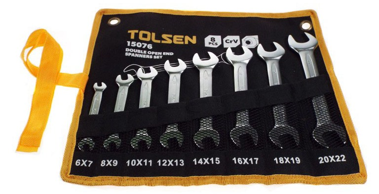 Bộ Chìa Khóa Tolsen 15076 (8 PCS)