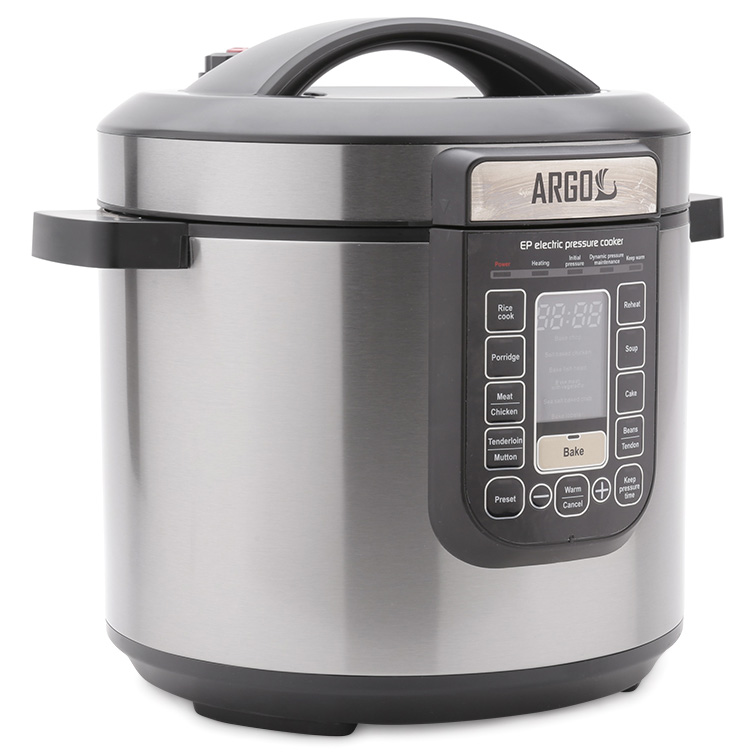 Nồi Áp Suất Điện Tử Argo APPC-601 – 6.0 Lít