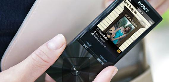 Máy Nghe Nhạc Sony NW-E394