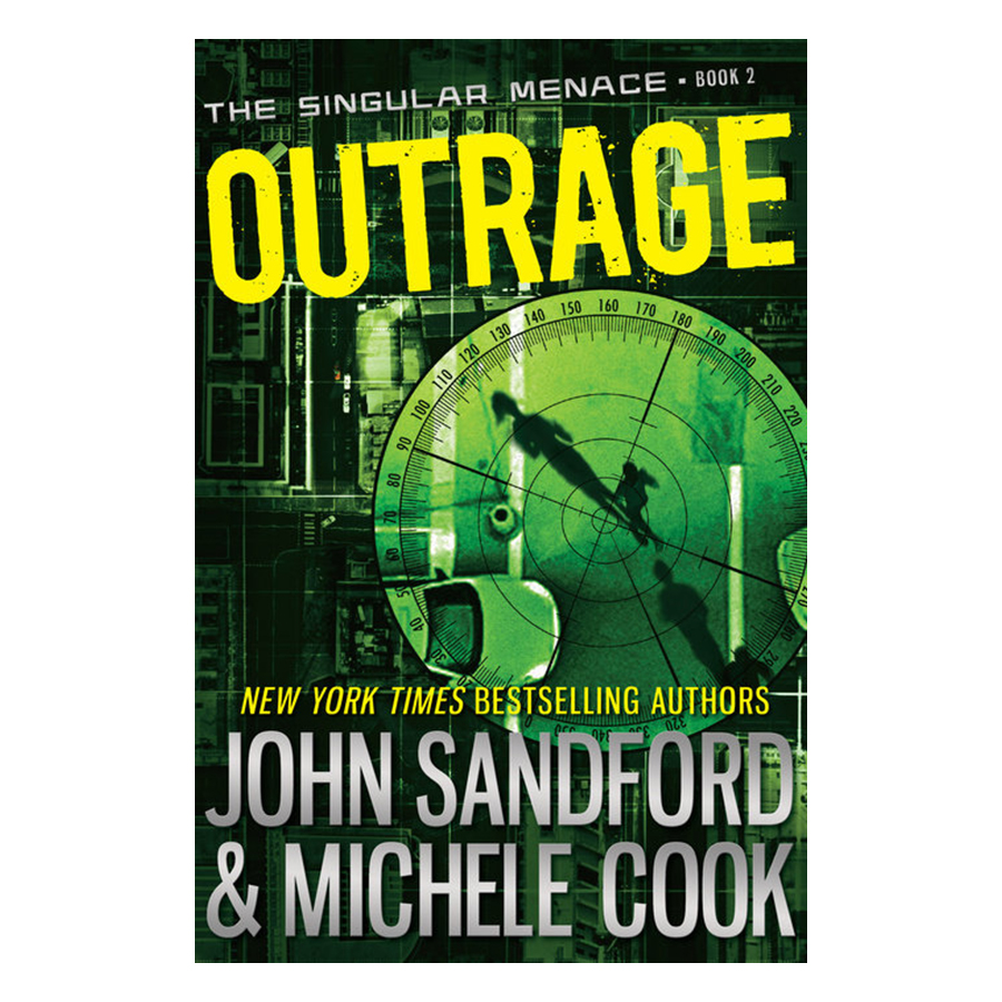 The Singular Menace 2: Outrage