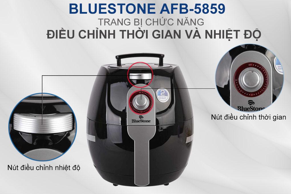 Nồi Chiên Không Dầu Bluestone AFB-5859 - 3.3L