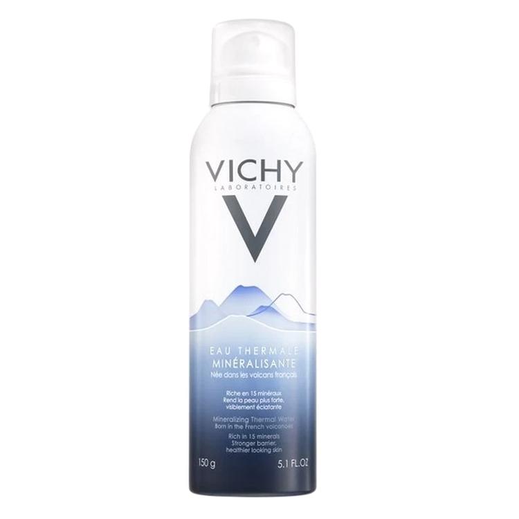 Nước Khoáng Dưỡng Da Vichy Mineralizing Thermal Water 150ml - 100829485