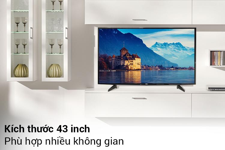 Smart Tivi LG 43 inch 43LH570T