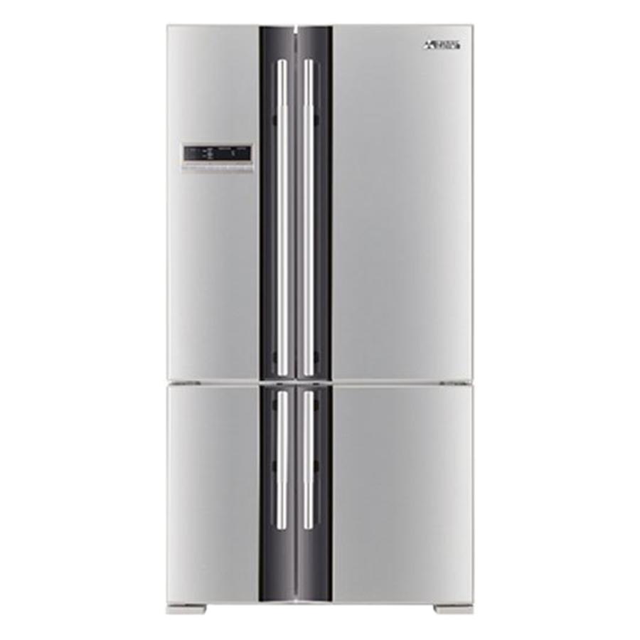 Tủ Lạnh Inverter Mitsubishi MR-L78EH-ST-V (635 lít) - Thép Không Gỉ - Hàng  chính hãng - Tủ lạnh