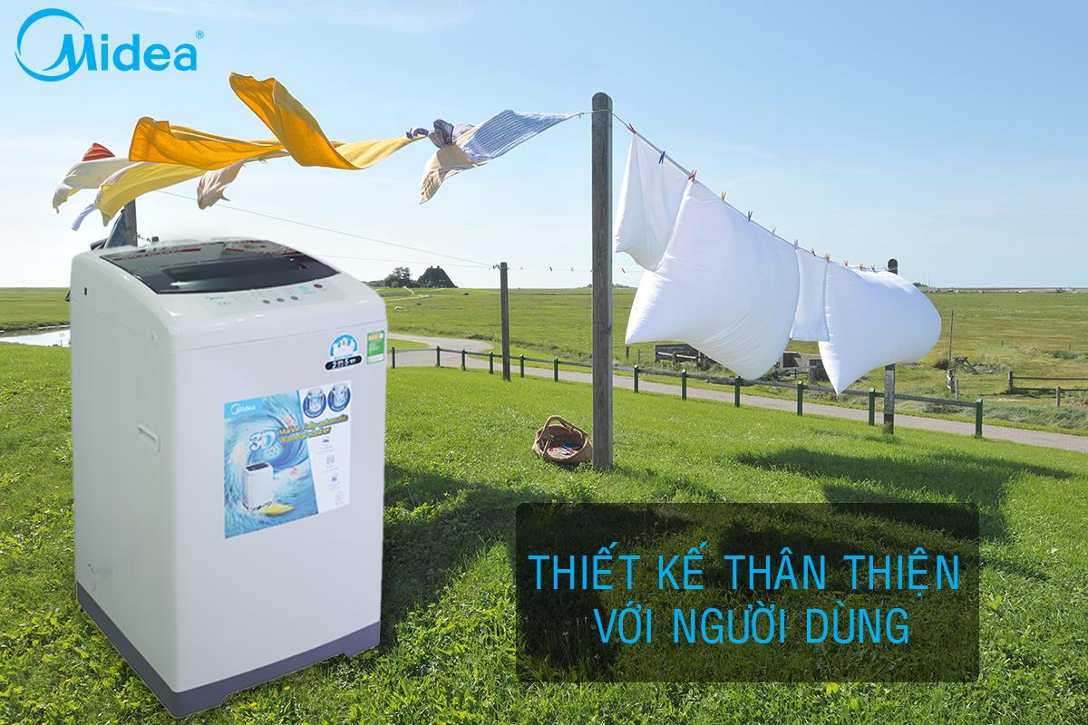 Máy Giặt Cửa Trên Midea 7201 (7.2 Kg)