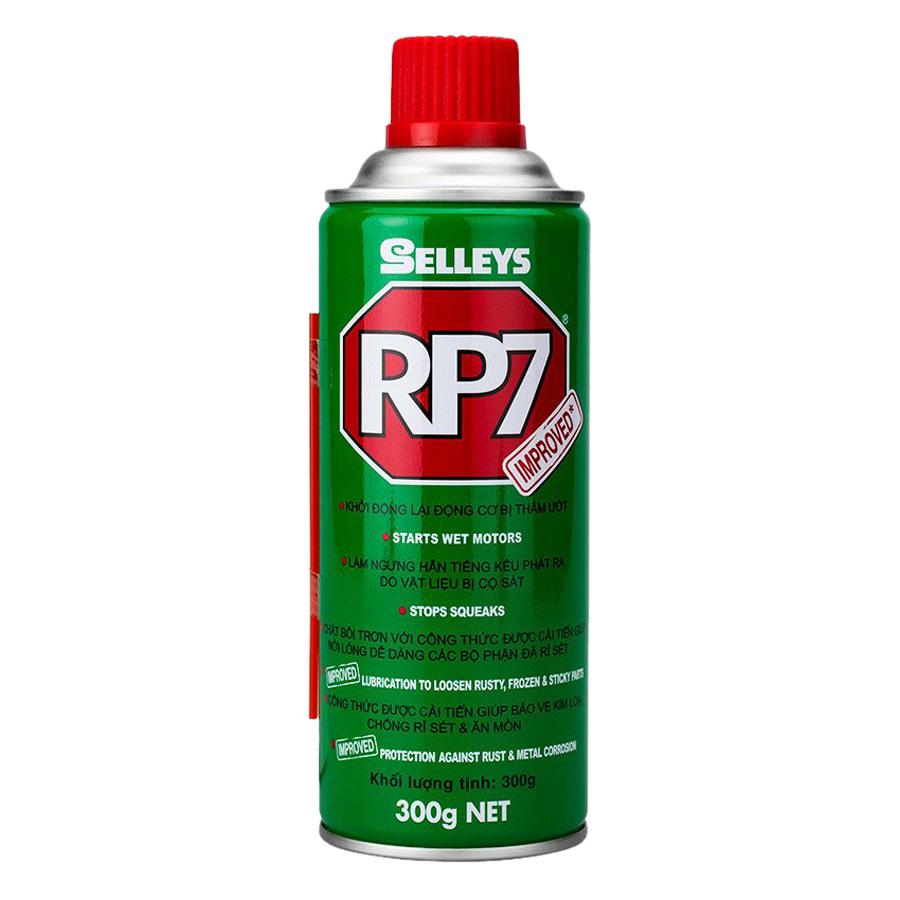 Dung Dịch Tẩy Rửa Vết Rỉ Sét Selleys HTN Tool RP7 (300g)