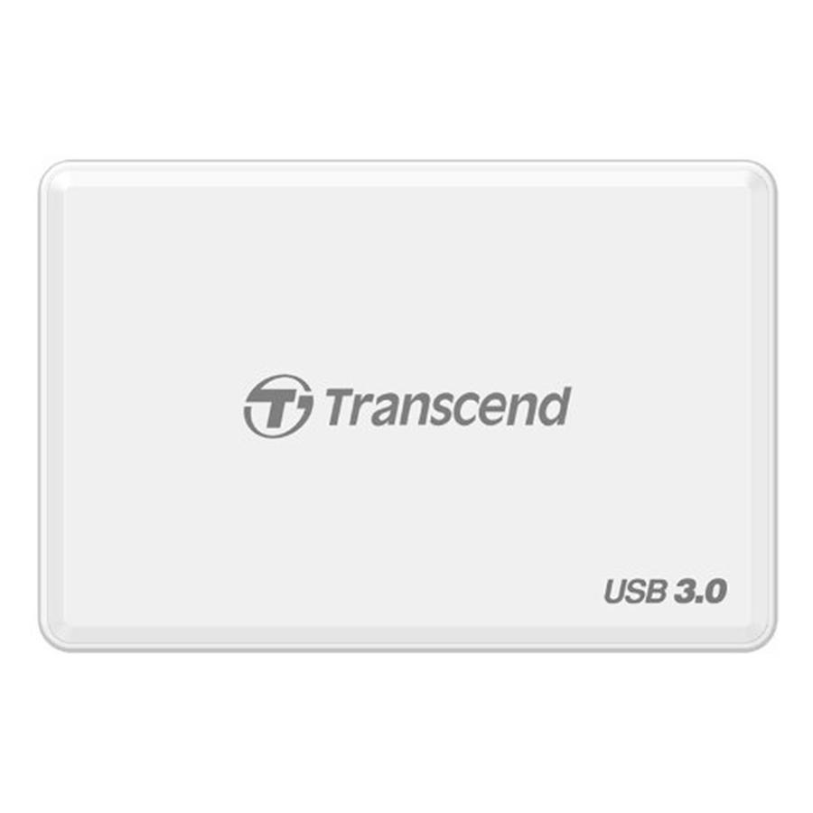 Đầu Đọc Thẻ Nhớ Transcend USB 3.0 TS-RDF8K - Hàng chính hãng