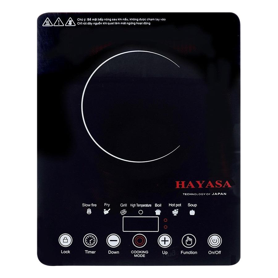 Bếp Hồng Ngoại Hayasa HA-78 (2000W)