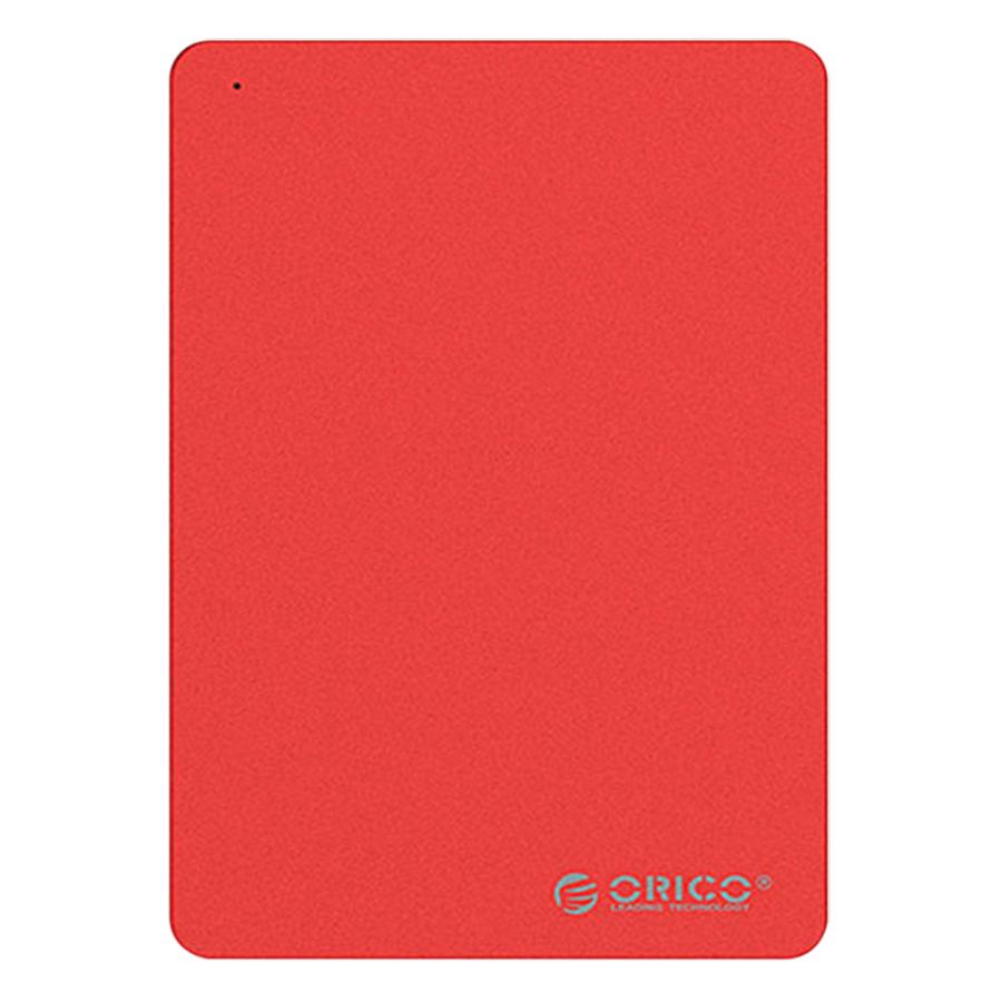 HDD Box 2.5'' SATA 3 ORICO USB 3.0 MD25U3-RD - Hàng Chính Hãng