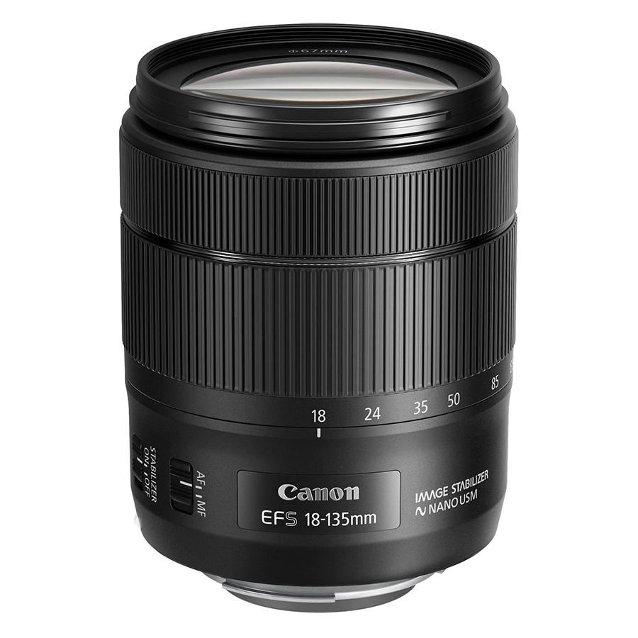 Lens Canon 18-135mm f/3.5-5.6 USM - Hàng Nhập Khẩu