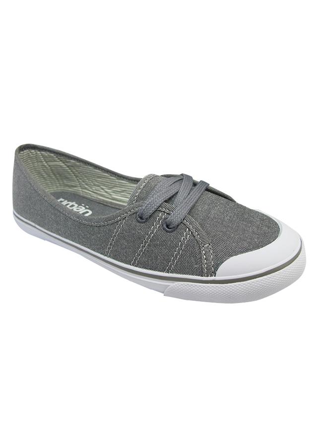 Giày Sneaker Nữ Buộc Dây Urban UL1706 - Ghi - 4860065195457,62_775532,302000,tiki.vn,Giay-Sneaker-Nu-Buoc-Day-Urban-UL1706-Ghi-62_775532,Giày Sneaker Nữ Buộc Dây Urban UL1706 - Ghi