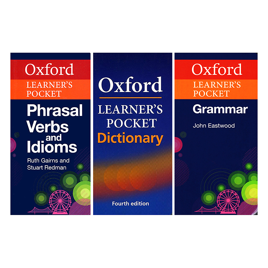 Oxford Learner's Pocket - Better Together Set 2: Dictionary, Grammar, Phrasal Verbs And Idioms