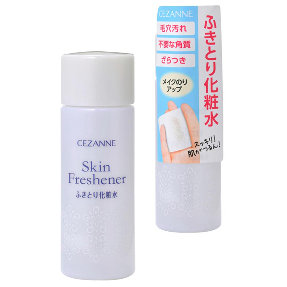Dung Dịch Làm Sạch Sâu Skin Freshener Cezanne (125ml)