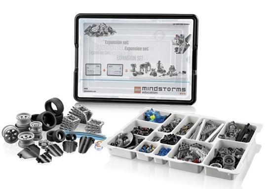 Bộ Mở Rộng LEGO EDUCATION EV3 Expansion Set V46 - 45560 | Tiki.vn