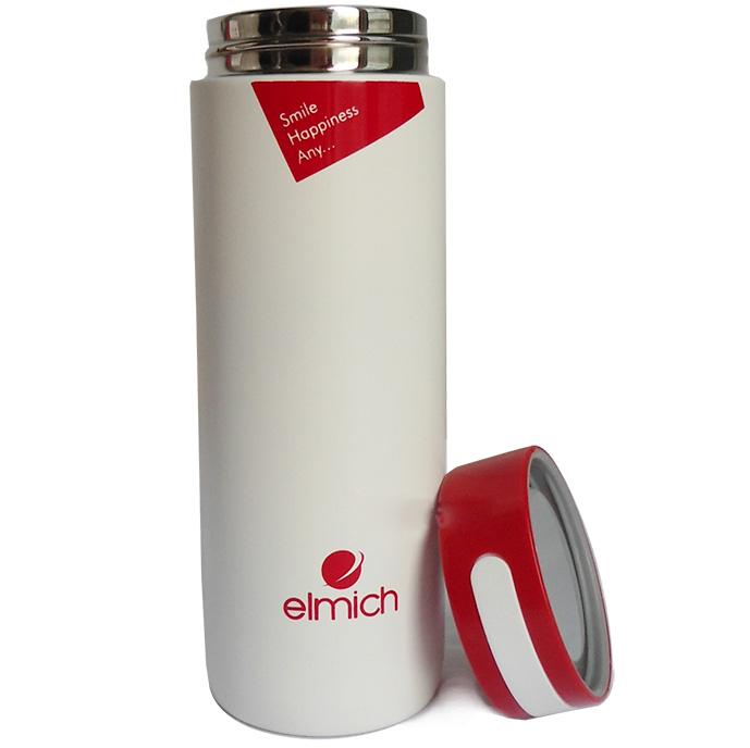Phích giữ nhiệt ELMICH E4 (420ml) - Trắng