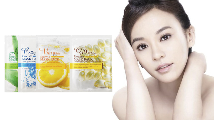 Bộ 16 Miếng Mặt Nạ Cao Cấp Ottie 16 Mask Packs Combo - Save 35% - Combo008