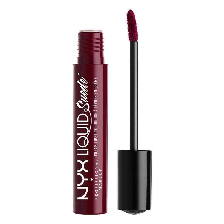 Son Môi NYX Professional Makeup Liquid Suede Cream Lipstick (4ml)