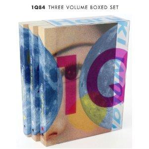 1Q84: 3 Volume Boxed Set (Vintage International)