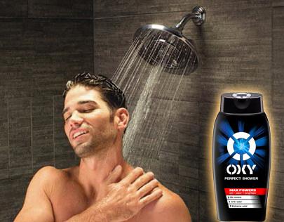Sữa Tắm Rohto Oxy Perfect Shower (180ml)
