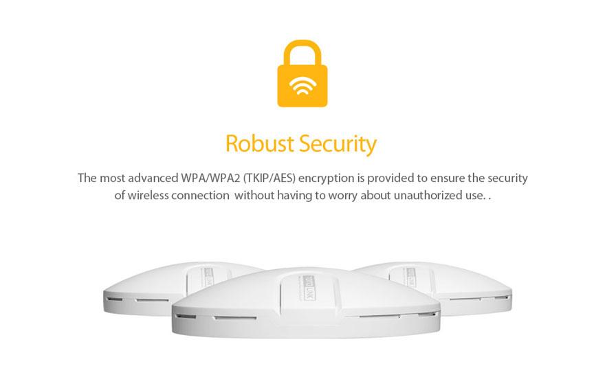 TotoLink N9 - Điểm truy cập Wifi Chuẩn N tốc độ 300Mbps Không Adapter