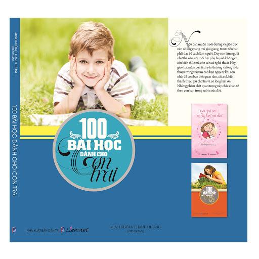 100 Bài Học Dành Cho Con Trai (Tái Bản)