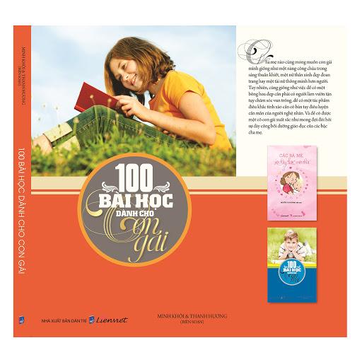 100 Bài Học Dành Cho Con Gái (Tái Bản)
