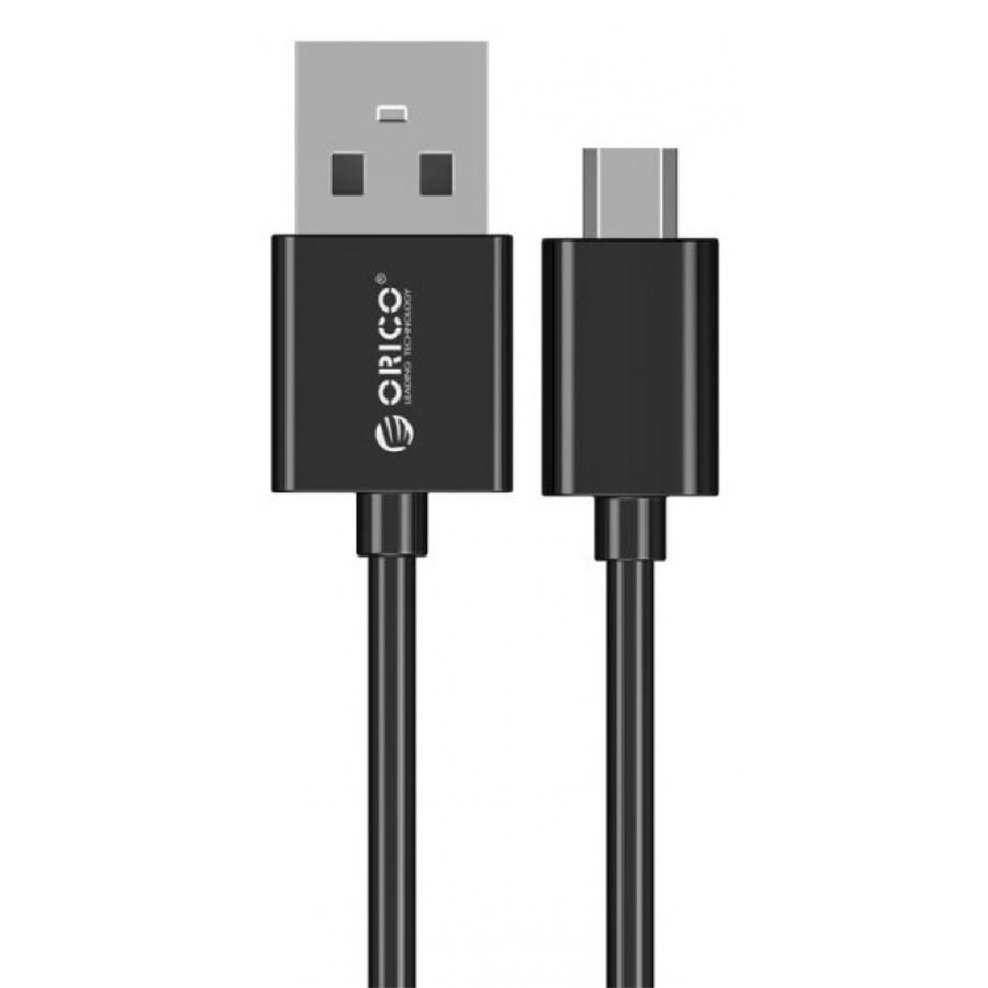 Cáp Sạc Micro USB Orico ADC-10-V2 (1m) - Hàng Chính Hãng