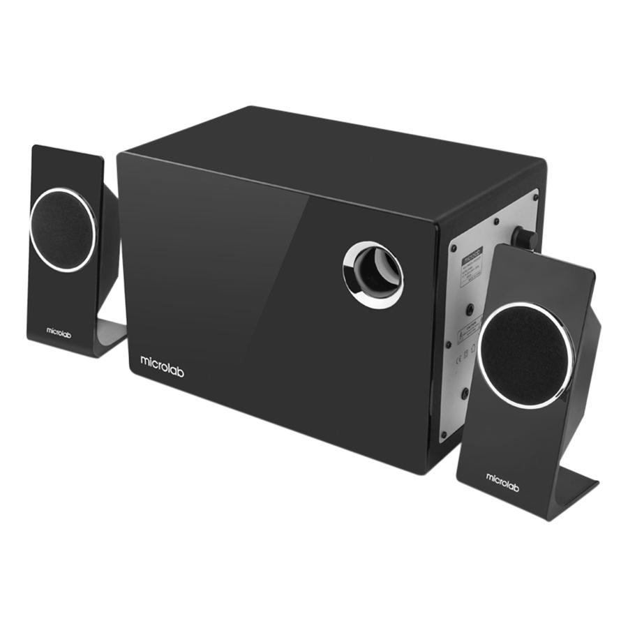 Loa Bluetooth Microlab M-660BT 2.1 - Hàng Chính Hãng