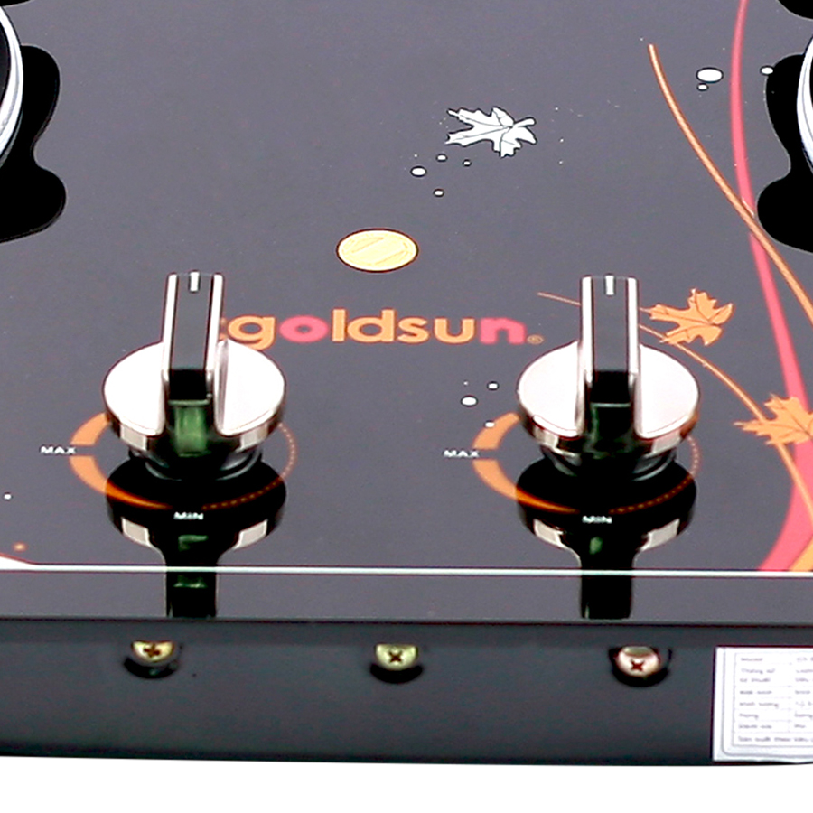 Bếp Gas Âm Goldsun GS-8078GB - Hàng chính hãng