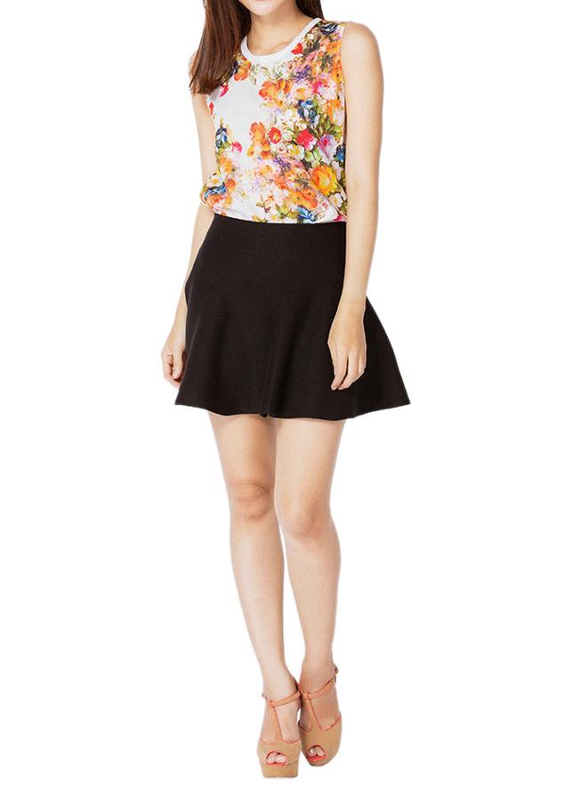 Áo Sát Nách NT Fashion Họa Tiết Hoa 4 204X - 04 (Freesize)