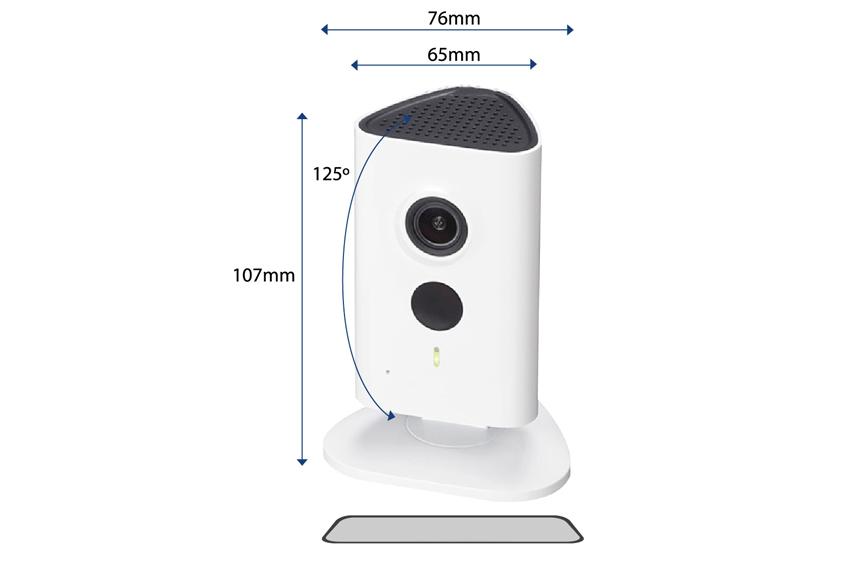 Camera IP Wifi Dahua 1.3Mp IPC-C15P - Hàng chính hãng