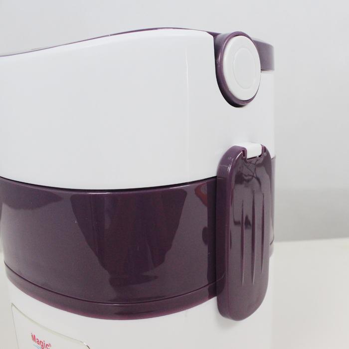 Hộp Hâm Nấu Cơm Magic A06 1.8 Lít