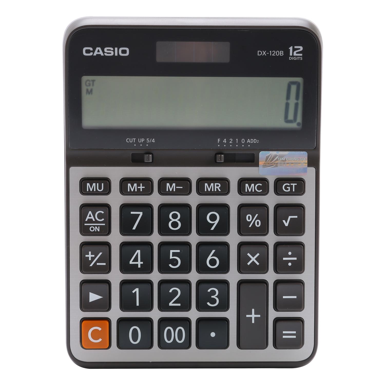 Máy Tính Để Bàn Casio DX-120B