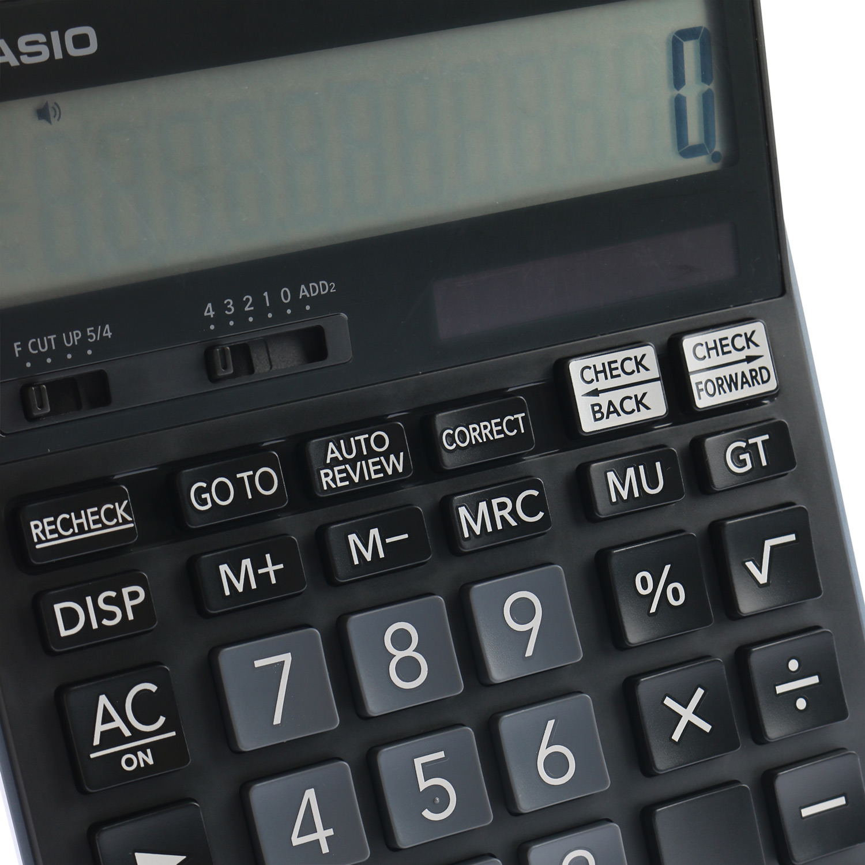 Máy Tính Để Bàn Casio DJ-120D Plus