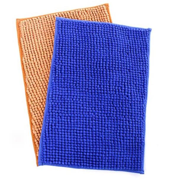 Bộ 2 Thảm San Hô Siêu Thấm Homeeasy 35x50cm