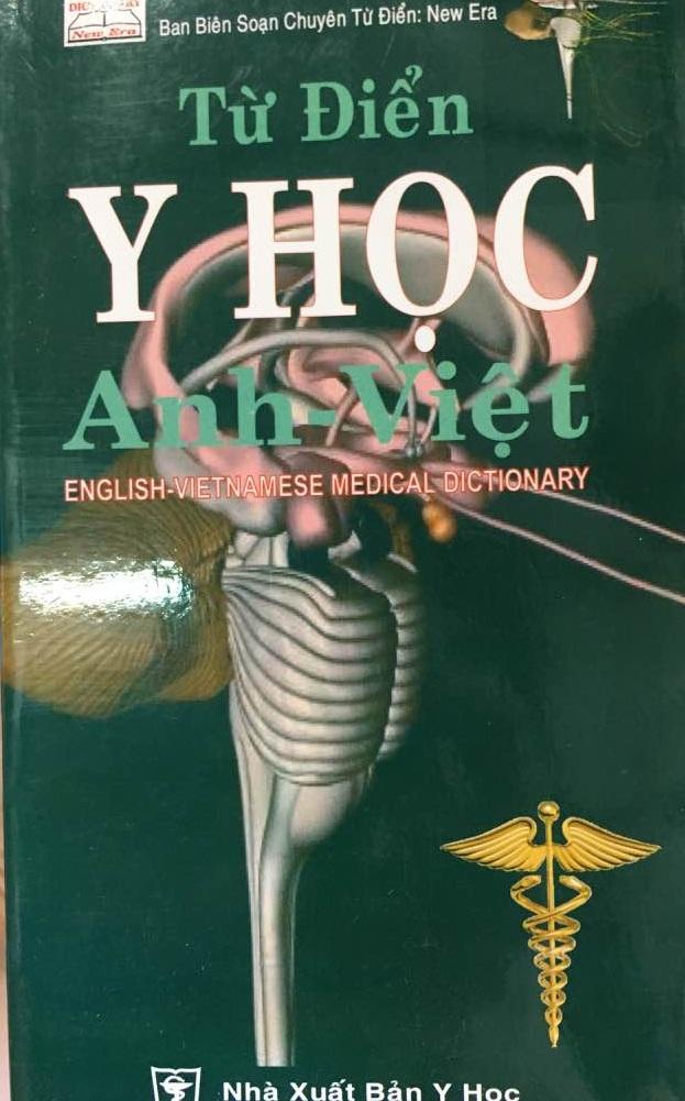 Từ Điển Y Học Anh Việt
