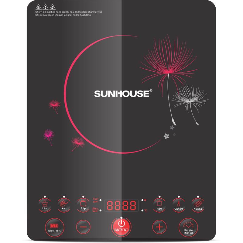 Bếp Từ Sunhouse SHD6152 - Tặng Kèm Nồi Lẩu