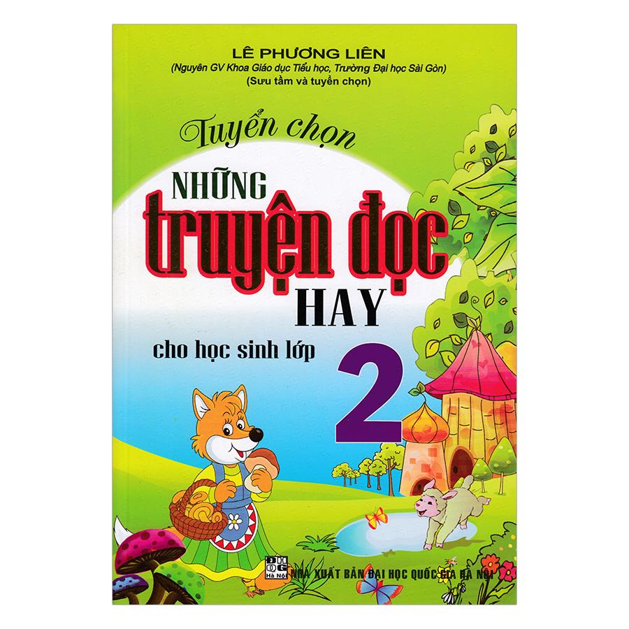 Tuyển Chọn Những Truyện Đọc Hay Cho Học Sinh Lớp 2
