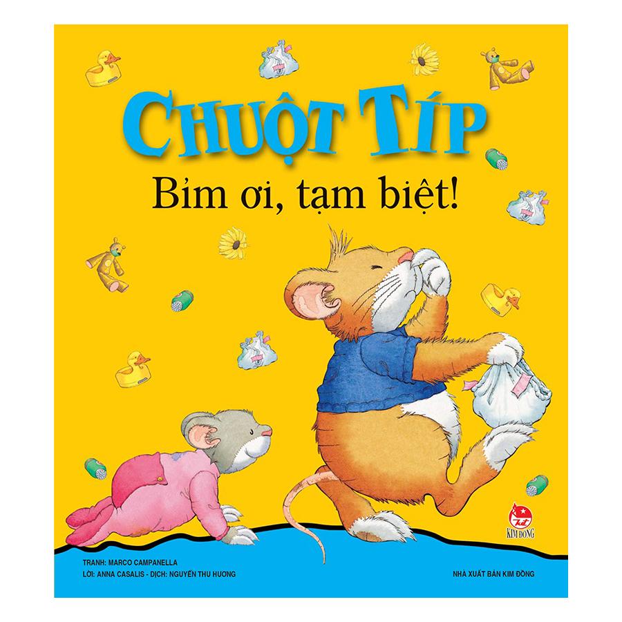 Combo Chuột Típ (Trọn Bộ 17 Cuốn)